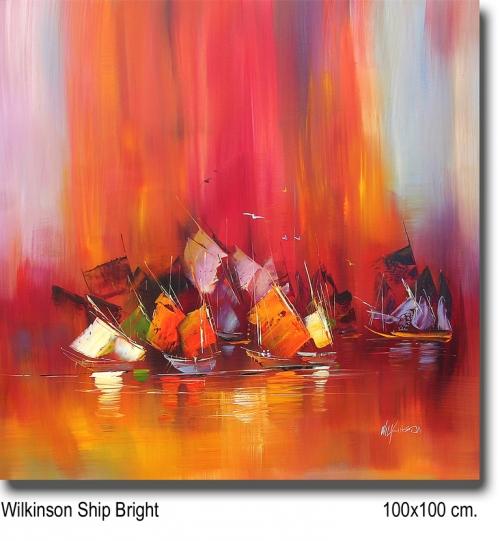 Wilkinson Sailing Bright 100x100