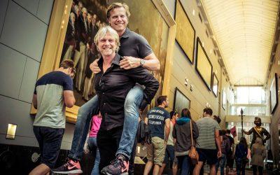 Bedrijf Abcoude brengt Napoleon terug aan de muur